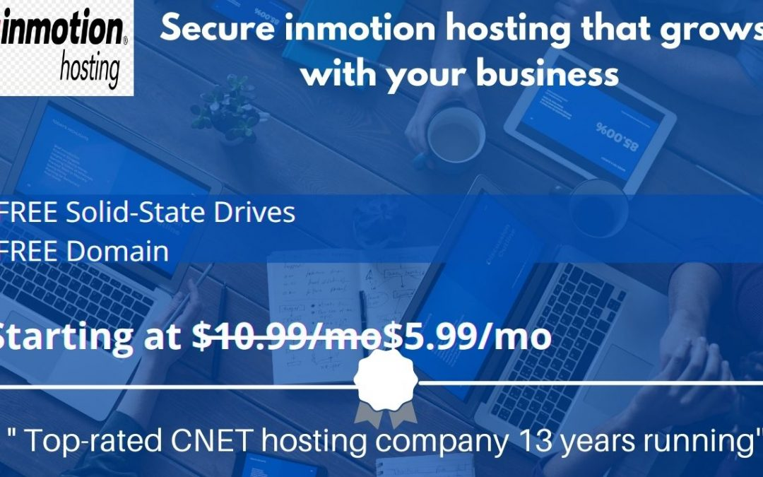Inmotion Hosting Features, Best Pricing & Packages, Benefits Analysis